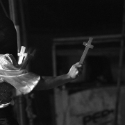 Circo Oriental / Flavio, en el Prado, Montevideo, el 3 de diciembre de 1996 .